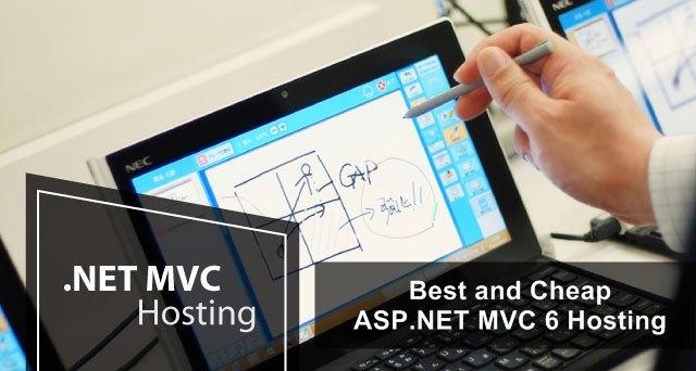 Best and Cheap ASP.NET MVC 6 Hosting