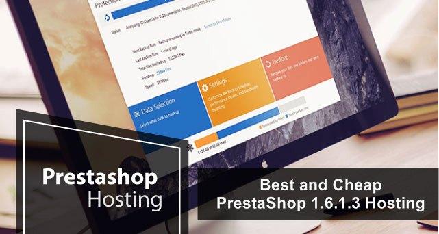 Best and Cheap PrestaShop 1.6.1.3 Hosting