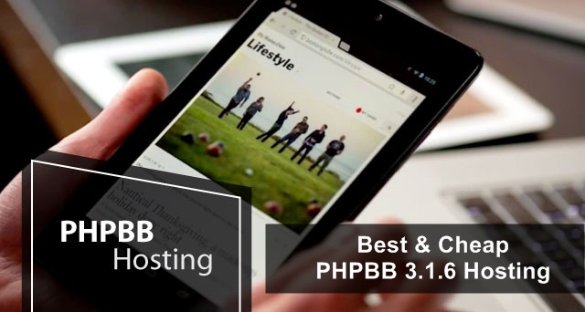 Best and Cheap phpBB 3.1.6 Hosting