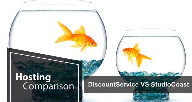 DiscountService VS StudioCoast Cheap Windows Hosting in Australia