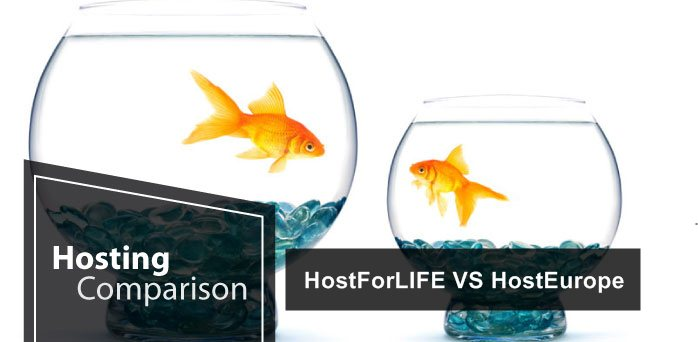 HostForLIFE.eu VS HostEurope Linux Hosting Comparison