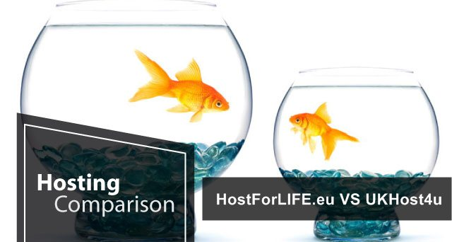HostForLIFE.eu VS UKHost4u ASP.NET Hosting Comparison in UK