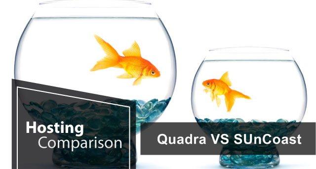 Quadra Hosting VS SunCoast Hosting Australia ASP.NET Hosting Comparison
