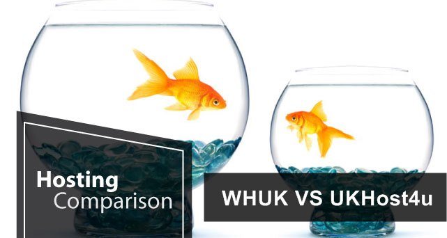 WHUK VS UKHost4u UK ASP.NET Hosting Comparison