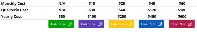 Expeed Windows Hosting Pricing