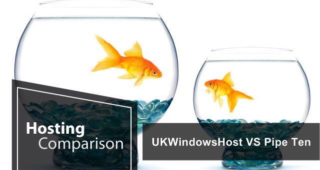 UKWindowsHostASP.NET VS Pipe Ten Comparison Cheap ASP.NET Hosting in UK